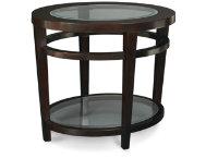 Urbana Round Coffee Table Art Van Furniture