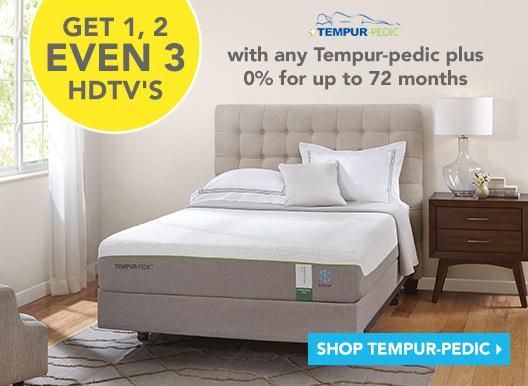 Puresleep mattress store art van furniture for Best way furniture store
