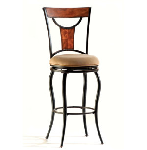 Pacifico Swivel Bar Stool 30