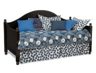 Augusta Blk Daybed With Spring