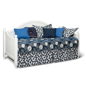 Augusta Wht Daybed With Spring