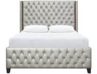 Memphis King Upholstered Bed