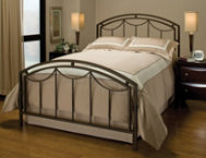 Arlington King Metal Bed