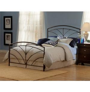 Thompson Full Metal Bed
