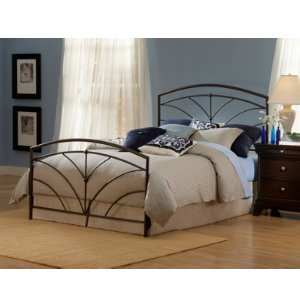 Thompson King Metal Bed