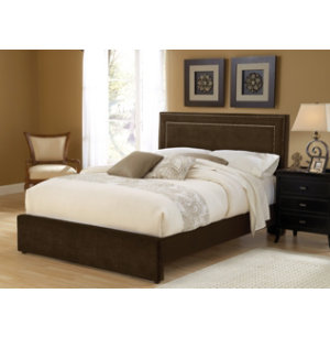 Amber King Upholstered Bed Art Van Furniture