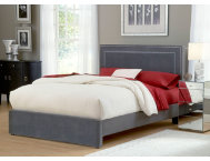 Amber-King-Upholstered-Bed
