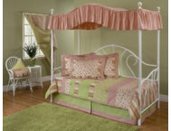 shop Bristol-Canopy-Daybed-W-Spring