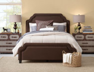 shop Carlyle-King-Upholstered-Bed