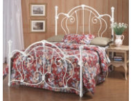 Cherie Queen Metal Bed