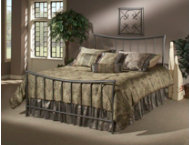 Edgewood Full Metal Bed