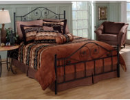 Harrison King Metal Bed