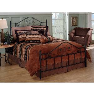 Harrison Queen Metal Bed
