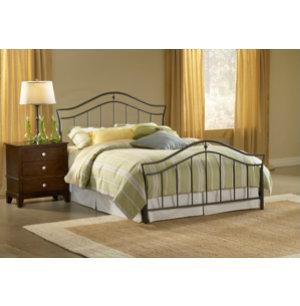Imperial King Metal Bed