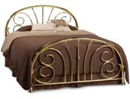 Jackson King Metal Bed