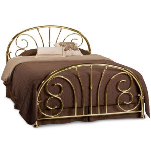 Jackson Queen Metal Bed
