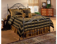 Kindall King Metal Bed