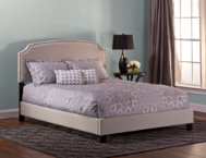 Lani Twin Upholstered Bed LLG