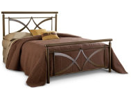 Marquette Full Metal Bed