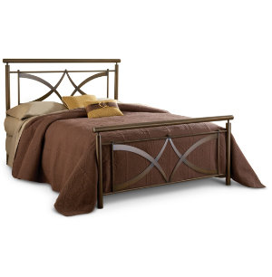Marquette Queen Metal Bed