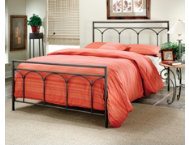 McKenzie King Metal Bed