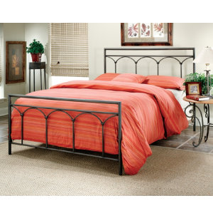 McKenzie Queen Metal Bed