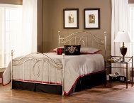 Milano King Metal Bed