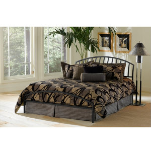 OldTowne King Metal Bed