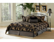 OldTowne Queen Metal Bed
