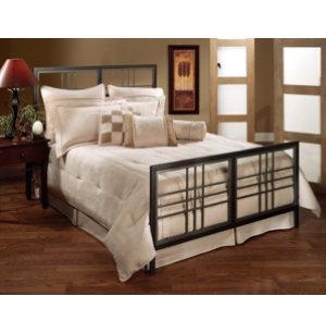 Tiburon Twin Metal Bed