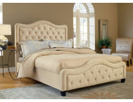 Trieste King Upholstered Bed