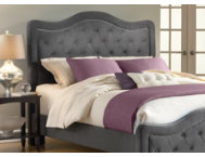 Trieste King Uph Headboard