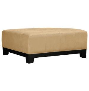 Illusions Sq. Cocktail Ottoman