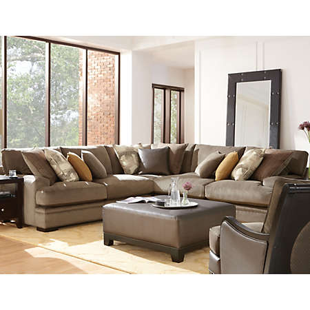 Cindy Crawford Fontaine Sofa For A Cindy Crawford Home Fontaine 7 Pc Living Room At Rooms Thesofa