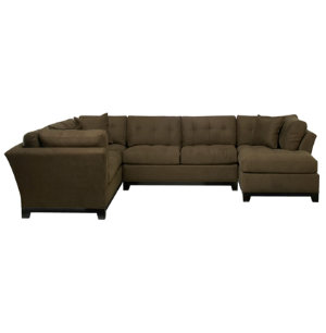 Illusions 3 Piece Sectional