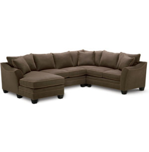4 Piece Family Room Set
