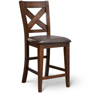 Timber Ridge X Back Stool