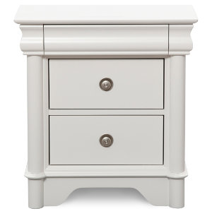 Nightstand - White