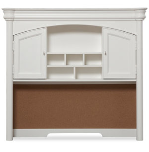 Desk Hutch - White