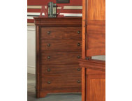 5-Drawer-Chest---Cherry