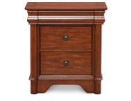 Nightstand---Cherry