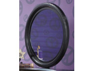 shop Round-Mirror---Black