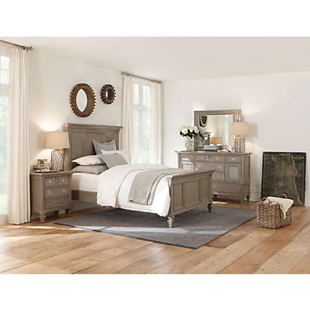Summer Breeze Grey Collection | Master Bedroom | | Art Van ...