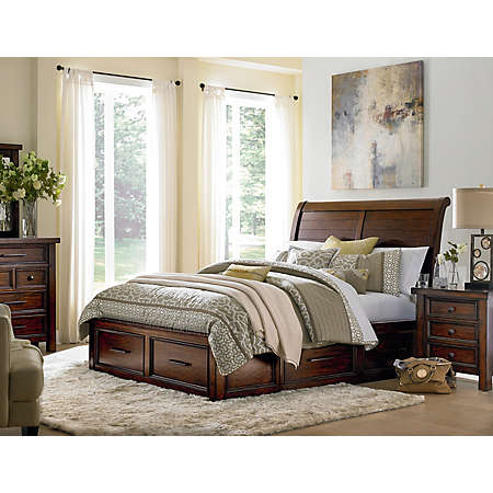 sonoma collection | master bedroom | bedrooms | art van furniture