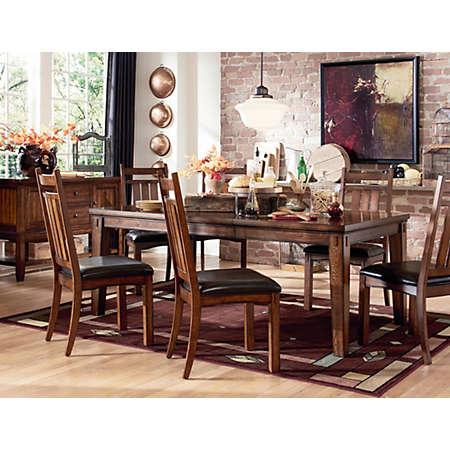 Home Art Van Dining Rooms Tacoma Dining Collection. shop Tacoma Dining  Collection Main - Tacoma Dining Collection Casual Dining Dining Rooms Art Van