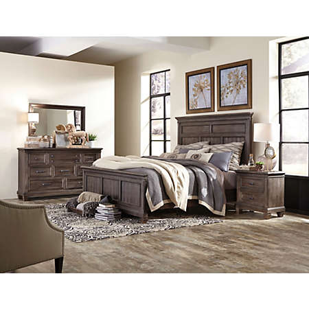 worcester collection | master bedroom | bedrooms | art van