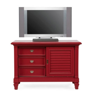Three Drawer Entertainment Center