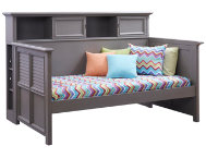 Daybed With Bookcase