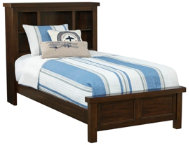 Sonoma Twin Bookcase Bed