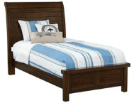 Sonoma Twin Sleigh Bed